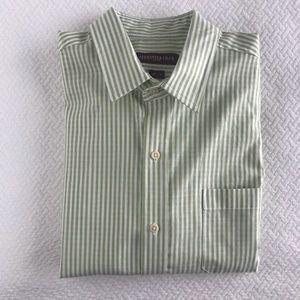 Alexander olch like new dress shirt. Size 16